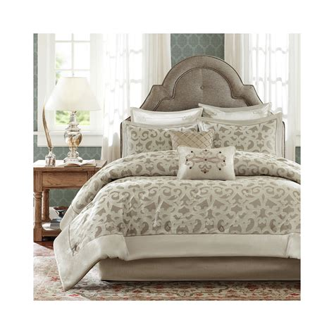 average cost to dry clean a comforter buy ink ivy ankara 3 pc comforter set offer bedding