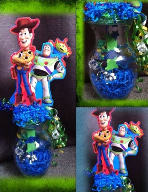the 25 best toy story centerpieces ideas on pinterest