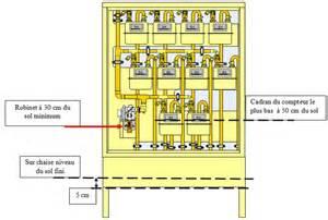 installation d une armoire multicomptage 224 l int 233 rieur d