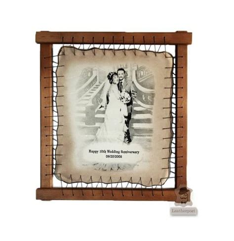 5th anniversary gift wooden anniversary gifts five by leatherport