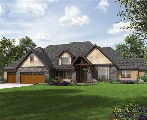 southern custom homes 4 390 square foot craftsman country custom home with great