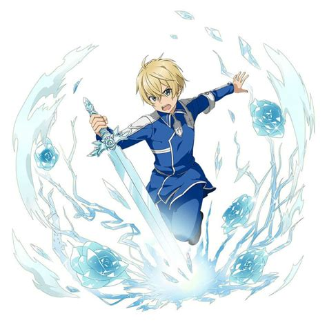Sao Light Novels Alicization S Eugeo And Alice Coming To Sword Art Online