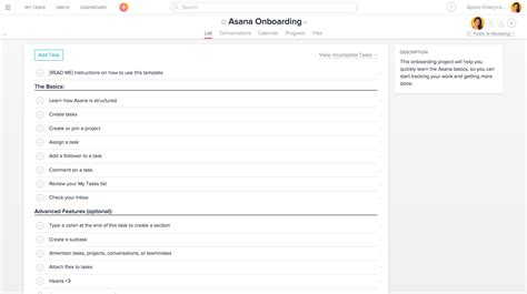asana templates ways to save time in asana product guide 183 asana