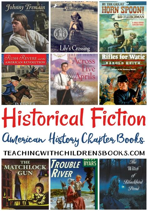 picture books about books the best historical fiction books for american history