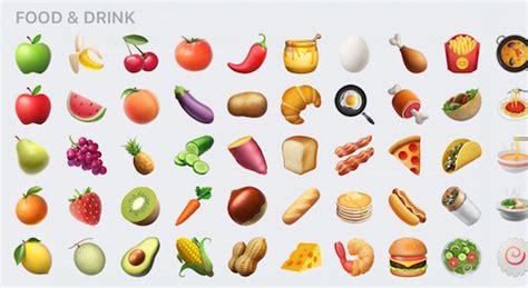 Apple Emoji 10 2 Apk | estos son los nuevos emojis que vendr 225 n con ios 10 2