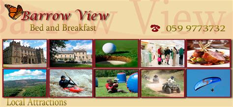 local bed and breakfast local attractions near barrow view bed and breakfast