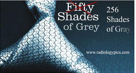 50 shades of grey picture book pediatric radiology waiting room radiologypics