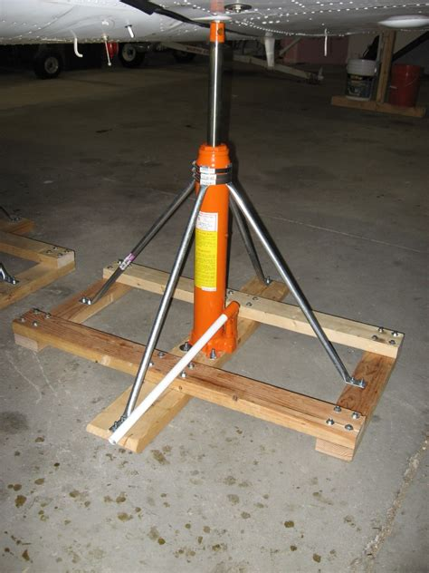 csobeech build your own floor jacks