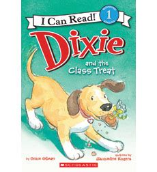 I Can Read Level 1 Dixie And The Deeds Buku Import Anak dixie i can read level 1 dixie and the class treat by grace gilman
