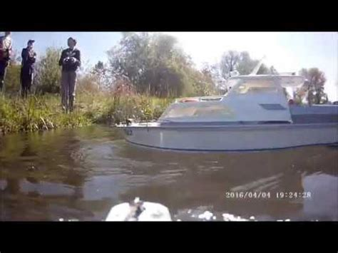 rc boats sinking youtube my rc boat fail sinking youtube