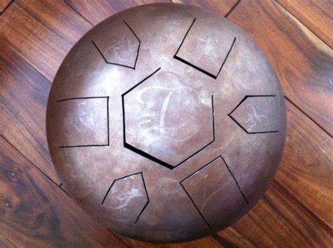 tutorial tank drum warded tank drums by fiachra blacksmith blades and