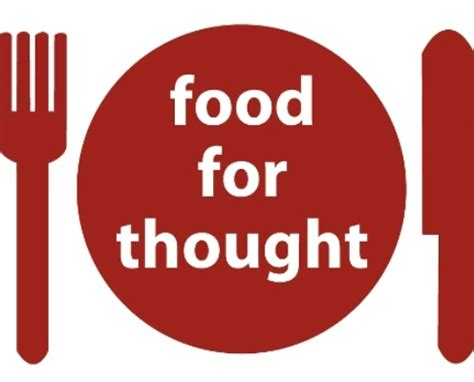 food for 17th january food for thought a day in my