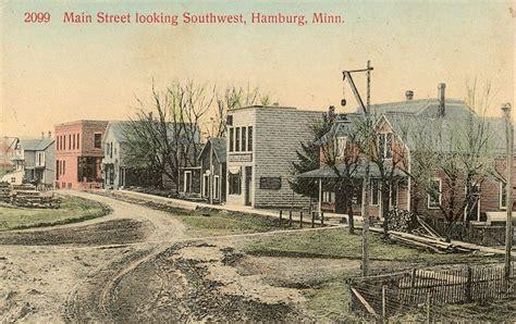Mn Historical Society Records Carver County Historical Society Hamburg