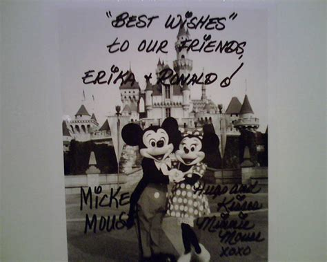 inviting mickey and minnie mouse to your wedding get a quot congrats quot from mickey and minnie themselves