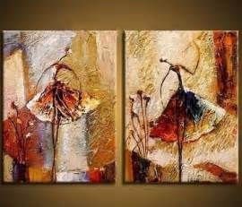 Decorative Paintings For Home Wieco 100 Painted Paintings Ballet Dancers 2 Paintings On Canvas Modern