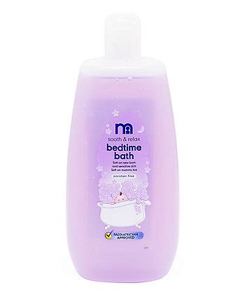 Mothercare Bath 500ml baby toiletries toothbrushes accessories from mothercare