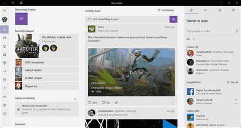 xbox theme for windows 10 xbox app on windows 10 finally got a light theme