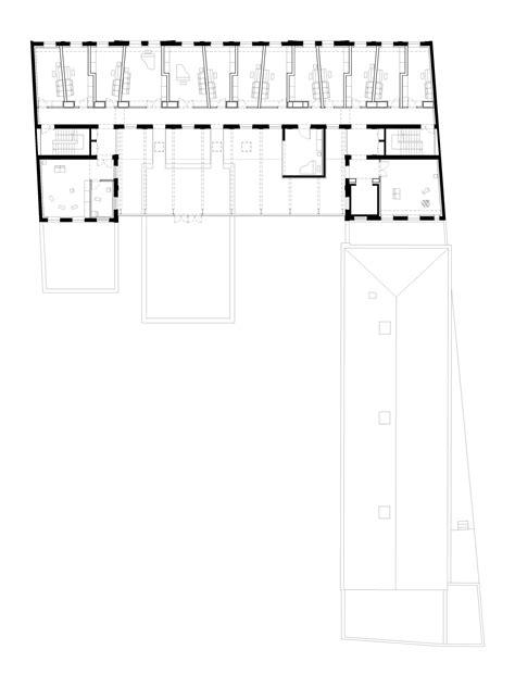 sound academy floor plan gallery of music academy of roubaix zig zag architecture