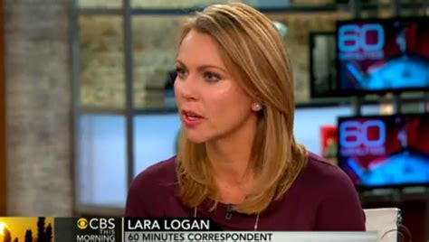 60 minutes reporter lara logan cbs apologizes for 60 minutes benghazi story here now