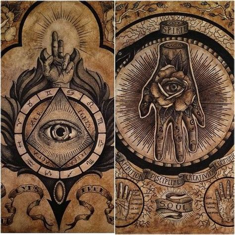 occult tattoos google search detail 10 best all seeing eye ideas images on
