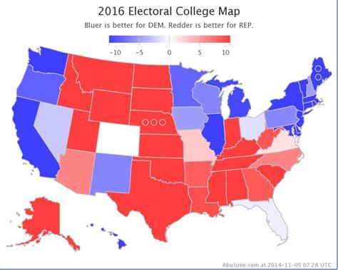 2016 electoral map predictions 1 electoral college prediction 2016 just b cause