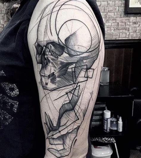 idees tattoo le tatouage facon blackwork de frank