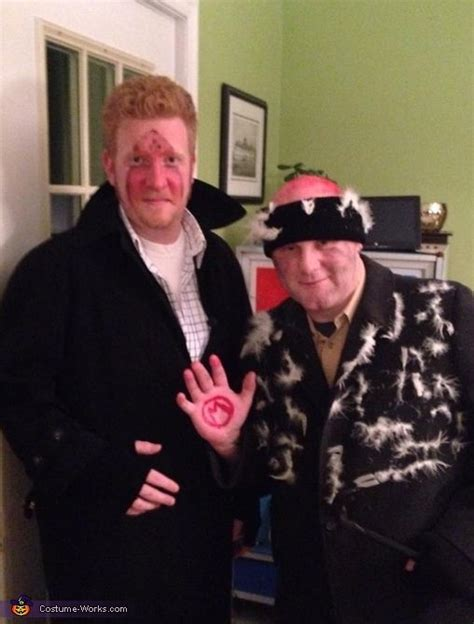 Dress Marv home alone creative costumes and from home on