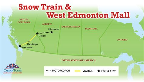 edmonton in canada map winter snow and west edmonton mall 7 days 6