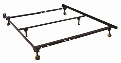 king size bed frame supports mattress and boxspring must proper support
