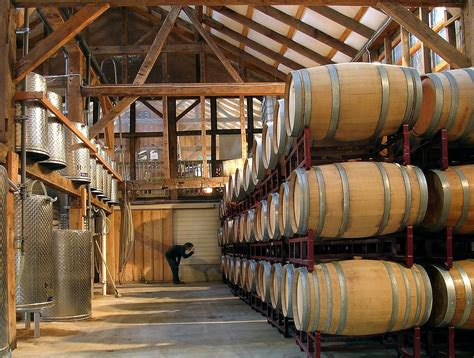 the barrel room vintage wine how oak barrels affect the taste of wine wine folly