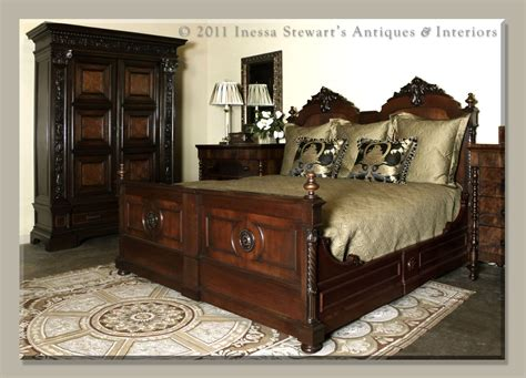 King Louis Philippe Bedroom Set by Antique Bedroom Furniture 19th Century Louis Philippe