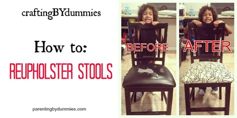 How To Reupholster Your by How To Reupholster Chairs Dude
