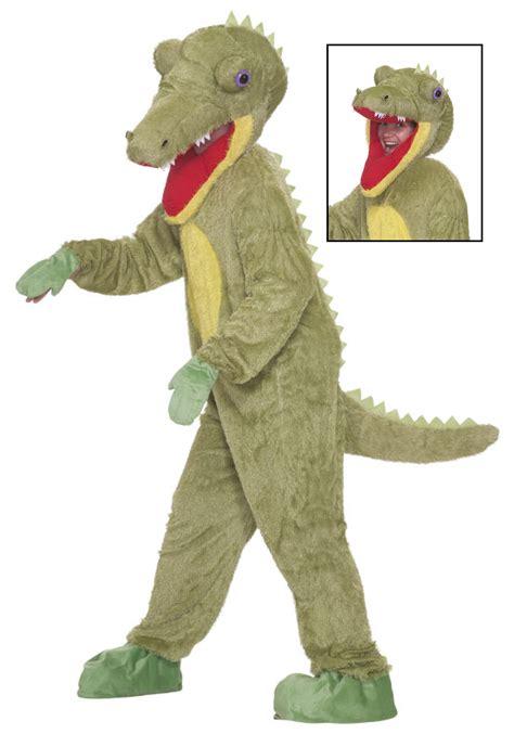 Mascot Crocodile Costume