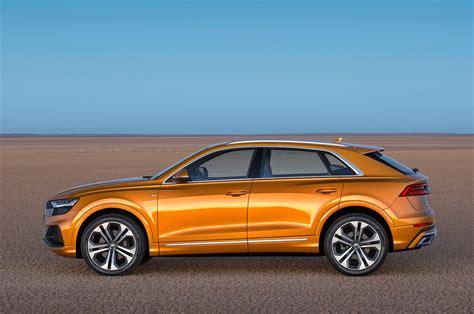 Q8 Audi by 2019 Audi Q8 Look Audi S New Flagship Motor Trend