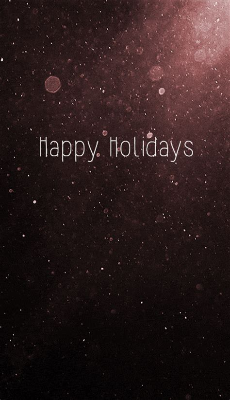happy holidays animated wishes gif images  share