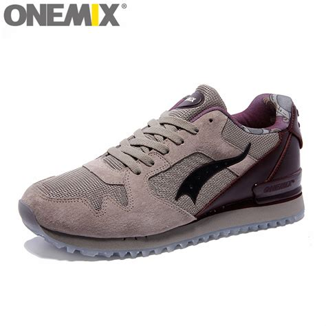 comfortable but stylish walking shoes onemix mens running shoes with 10 colors stylish