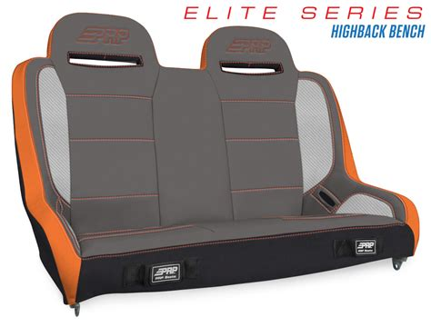 prp bench seat elite series highback bench seat prp seats
