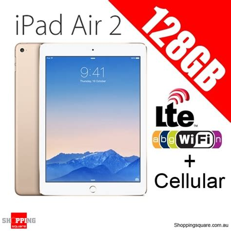Air Wifi Cellular 128gb apple air2 128gb 9 7inch wifi cellular tablet 4g lte