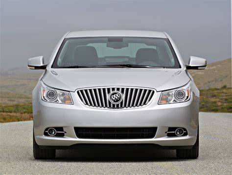 Buick Eassist Review 2012 Buick Lacrosse Eassist Review Test Drive