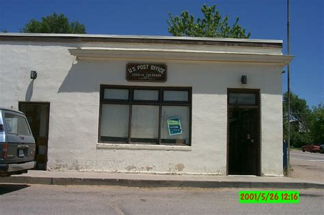 Sedalia Post Office by Sedalia Co Post Office Photo Picture Image