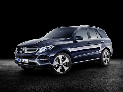 mercedes benz gle officially breaks cover  hd