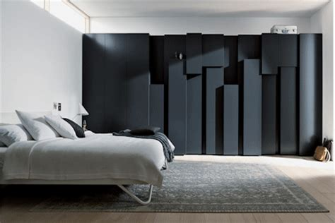 Black wardrobe contemporary wardrobes closets closet pinterest
