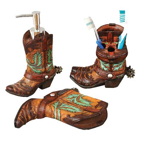best 28 cowboy boot decoration add artful appeal to