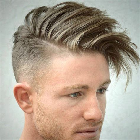 long hair comb over fade 51 best hairstyles for men in 2018