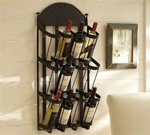 vintners wall mount wine rack contemporary wine racks sacramento by pottery barn
