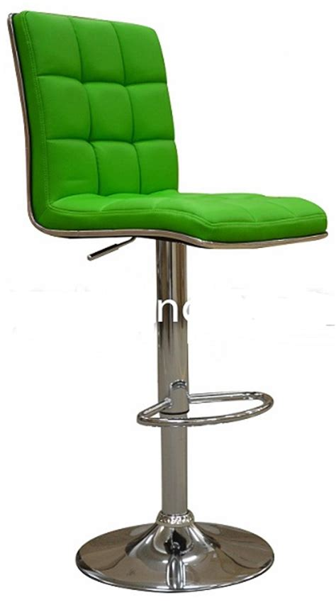 Green Stool And Gas by Oceanic Bar Stool Green