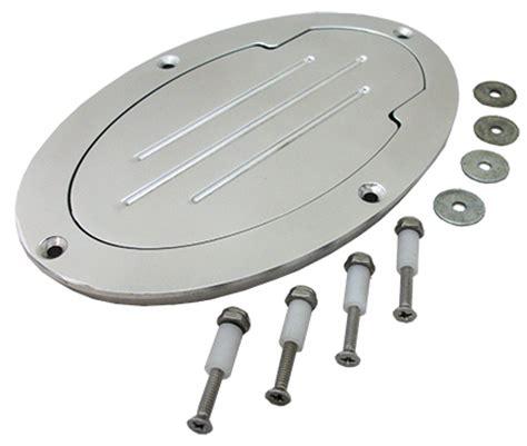 Gas Tank Door by Fuel Tank And Master Cylinder Access Door Billet Aluminum