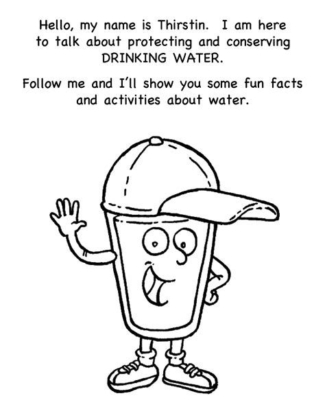 coloring page saving water free coloring pages of conserve water