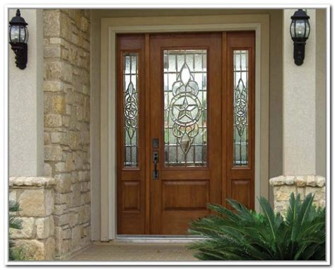 sidelights front door sidelight door exterior door with sidelight
