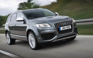 Audi G7 Audi Q7 V12 2010 Widescreen Car Wallpaper 03 Of 30